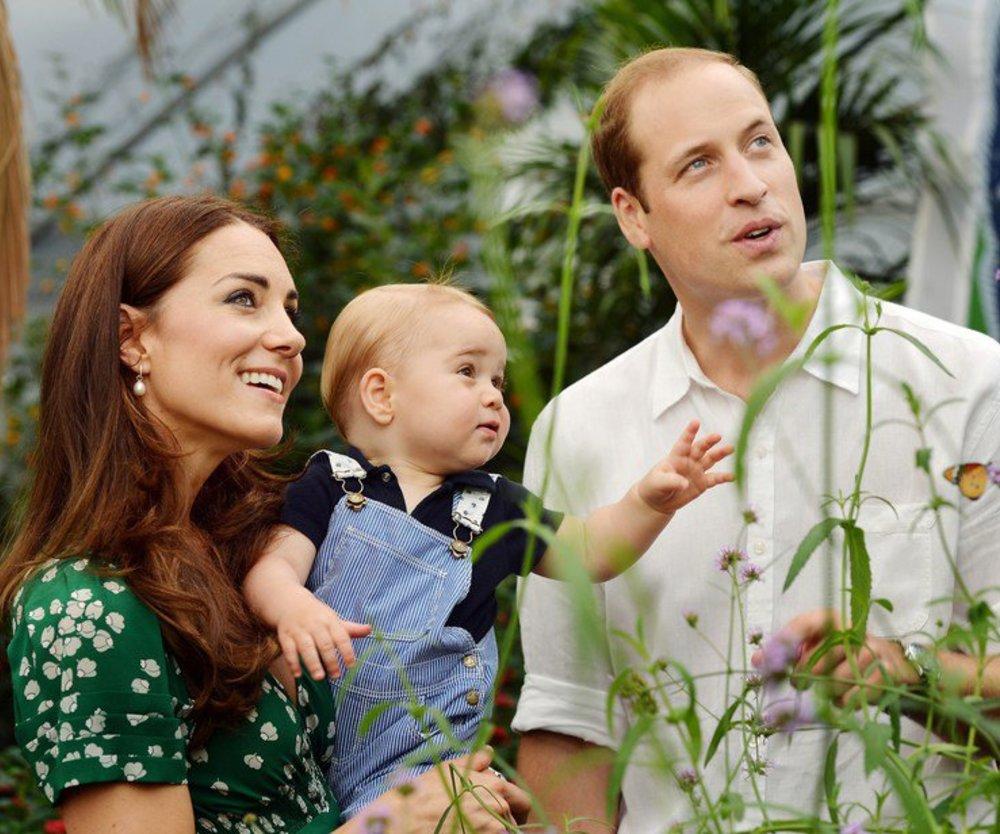 Kate Middleton bringt eine Tochter zur Welt!