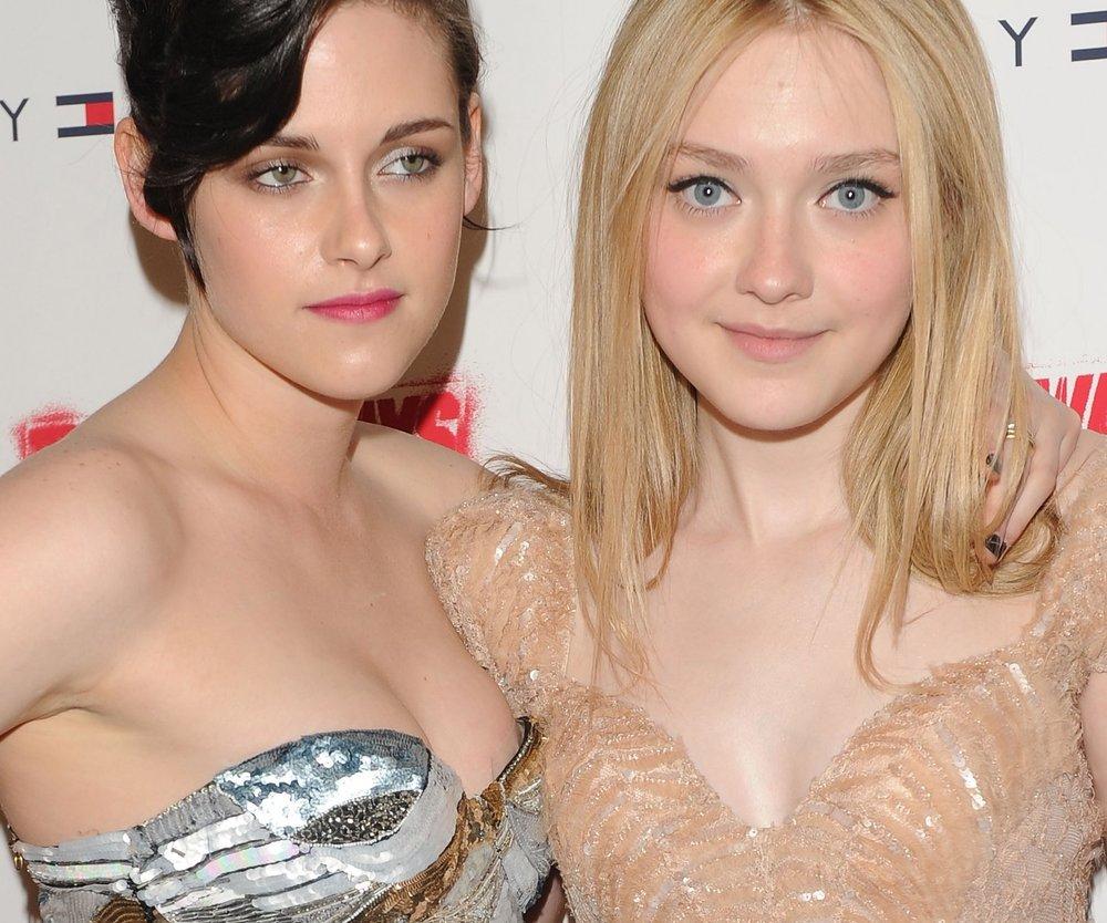 Kristen Stewart bewundert Dakota Fanning