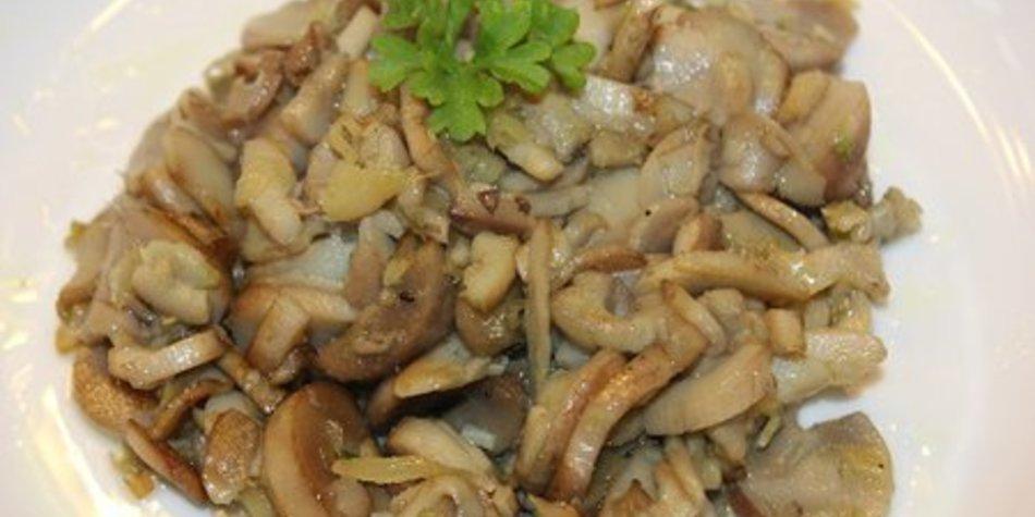Wasabi-Inger-Champignons