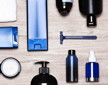 Kosmetikprodukte für Männer