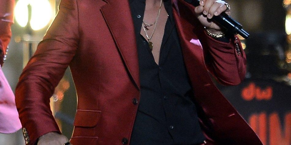 Bruno Mars singt gern über Sex