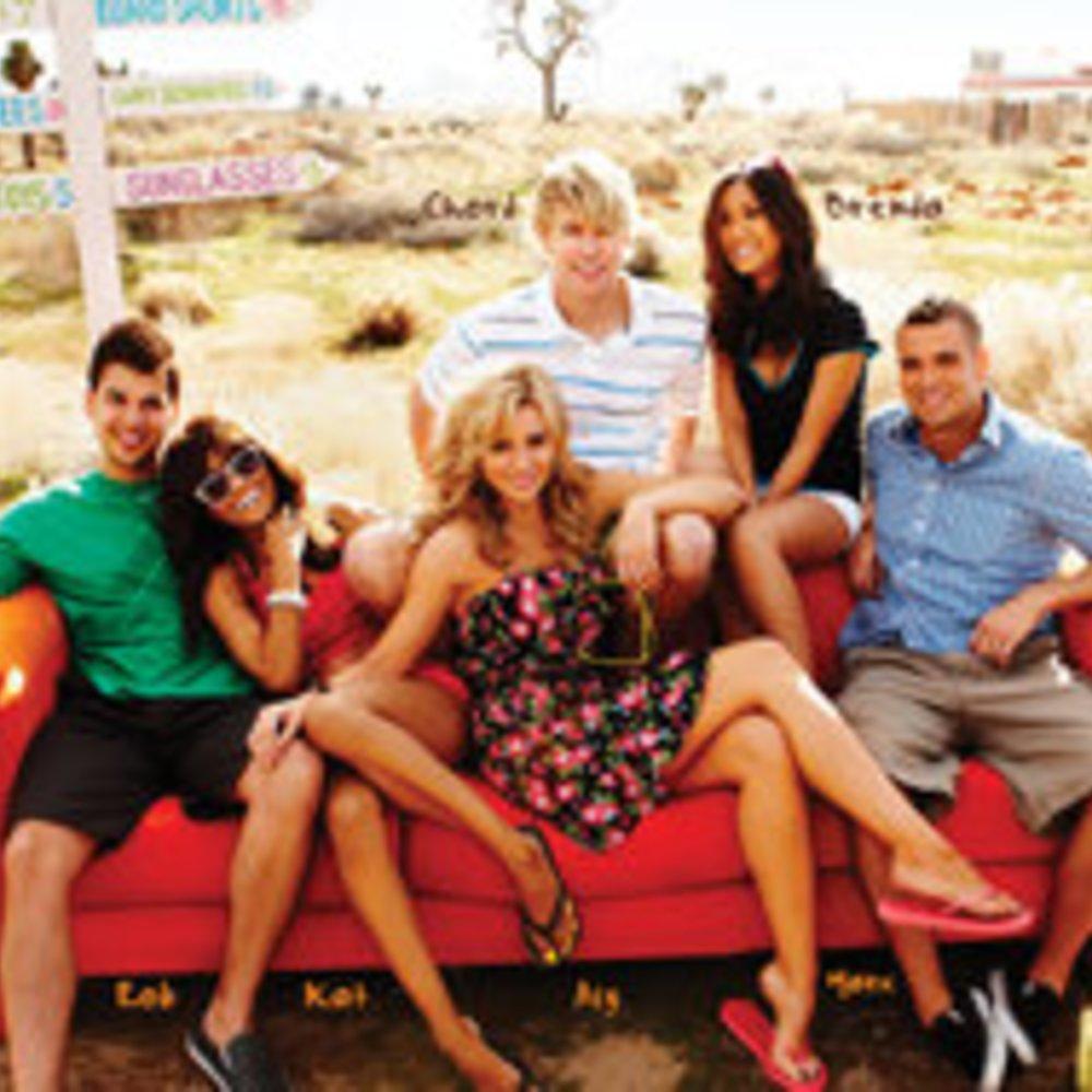 Glee-Stars werben für die Marke Op by Walmart!