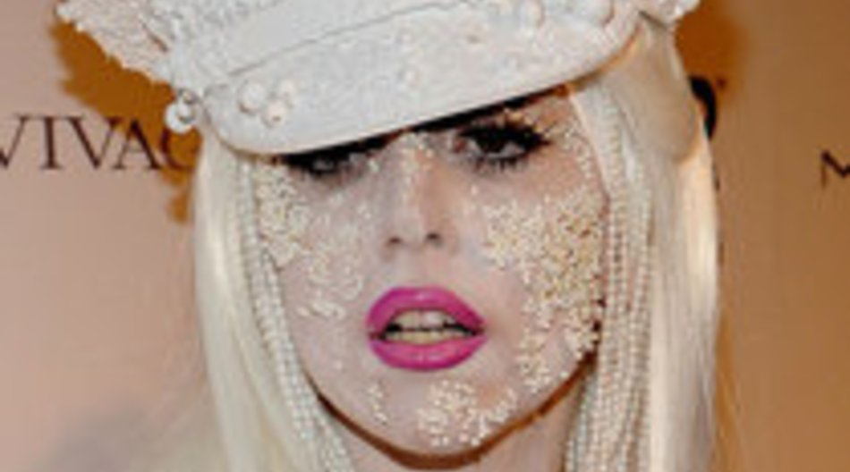 Lady Gaga: Auftritt als Hommage an Alexander McQueen