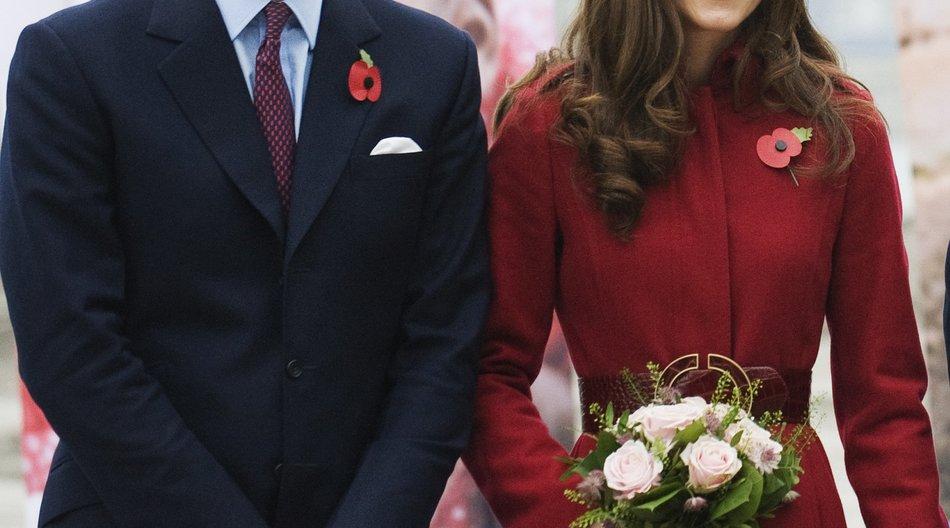 Prinz William ist zurück in der Heimat