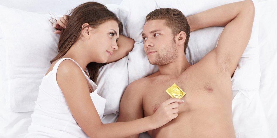 Kein gefühl mit kondom