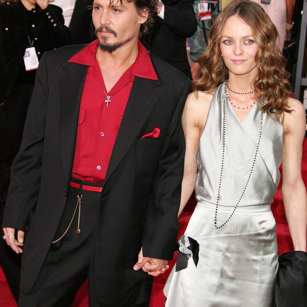 Johnny Depp: Vanessa Paradis ist nicht eifersüchtig
