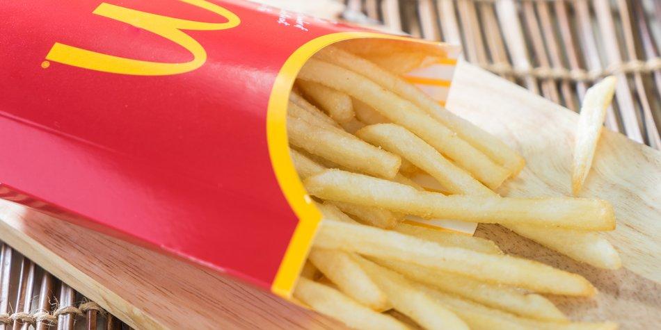 Wendet McDonald's einen fiesen Pommes-Trick an?