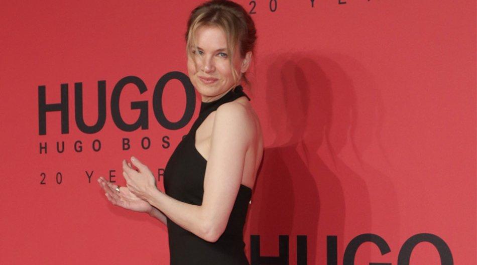 Renee Zellweger bei Hugo Boss