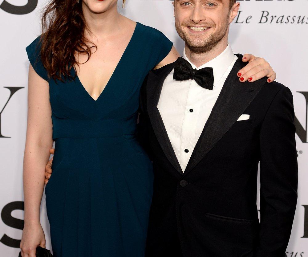 Daniel Radcliffe zeigt seine Erin
