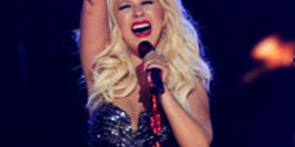 Christina Aguilera: Ihre Freunde sind besorgt um sie!