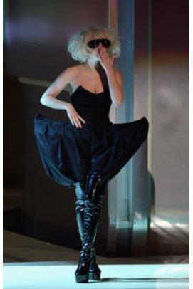 Lady Gaga trat bei Wetten, dass auf