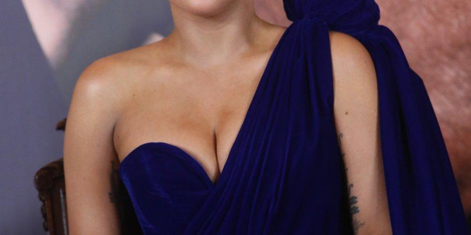 Lady Gaga war Opfer sexuellen Missbrauchs