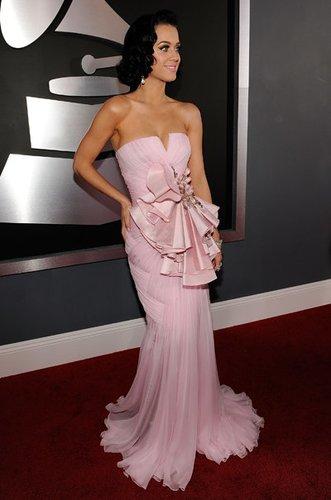 Abendkleider: Katy Perry