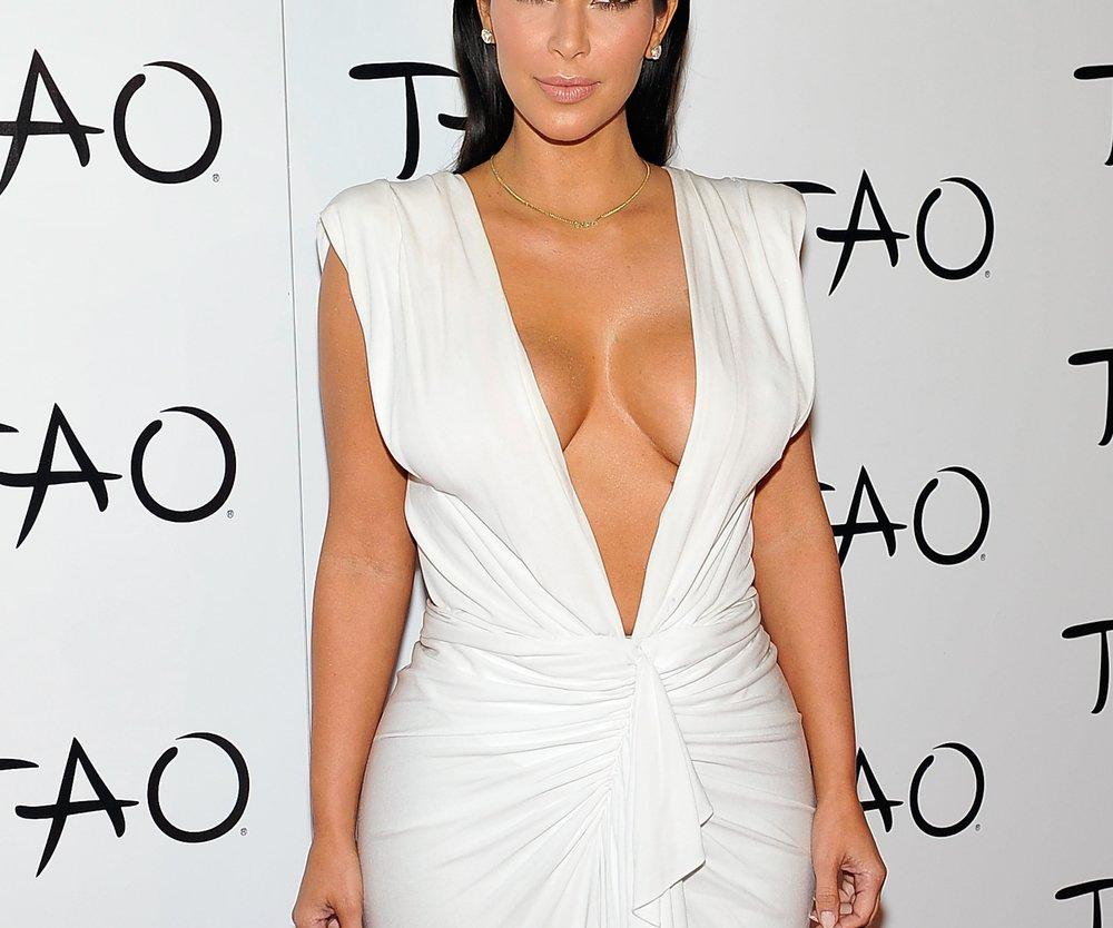 Kim Kardashian ist unzufrieden mit ihrer Figur