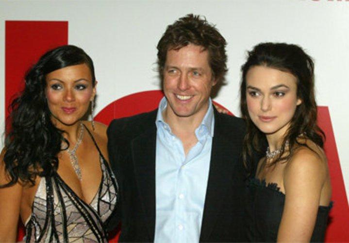 Keira Knightly spielte in 'Tatsächlich...Liebe'.