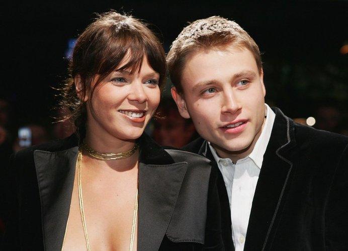 Max Riemelt mit Schauspiel-Kollegin Jessica Schwarz