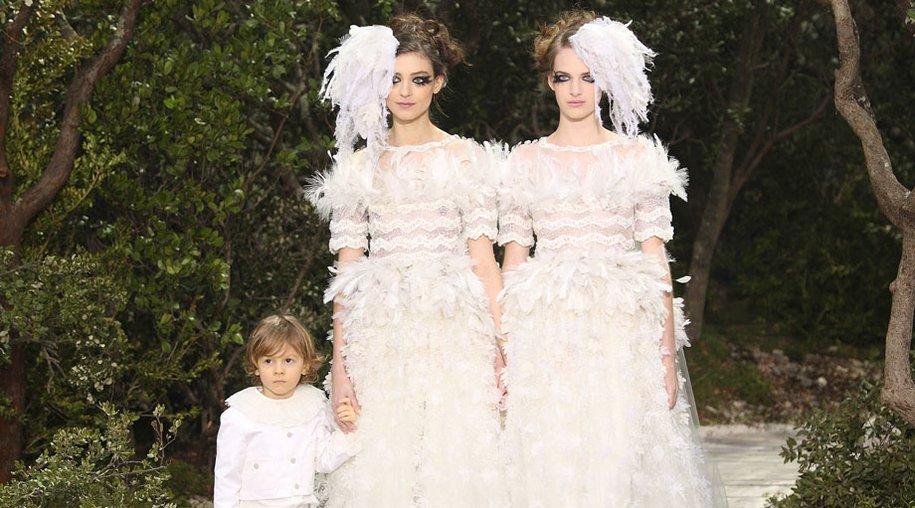 Chanel: Zwei Bräute und ein Kind