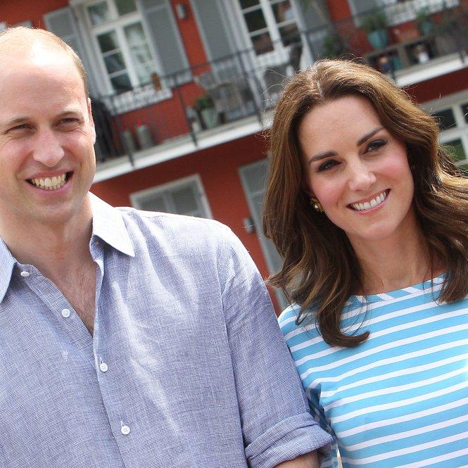 Kate und WIlliam erwarten ein Baby