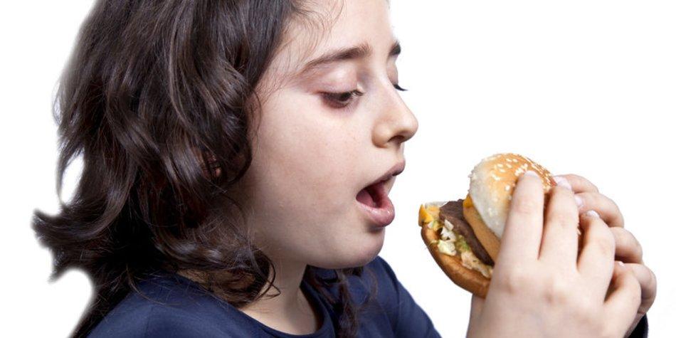 Übergewicht: Kinder