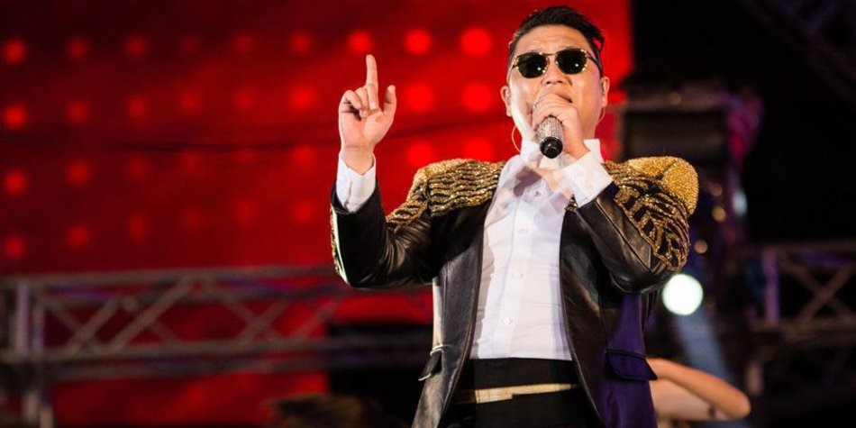 Psy stößt Justin Bieber vom Youtube-Thron