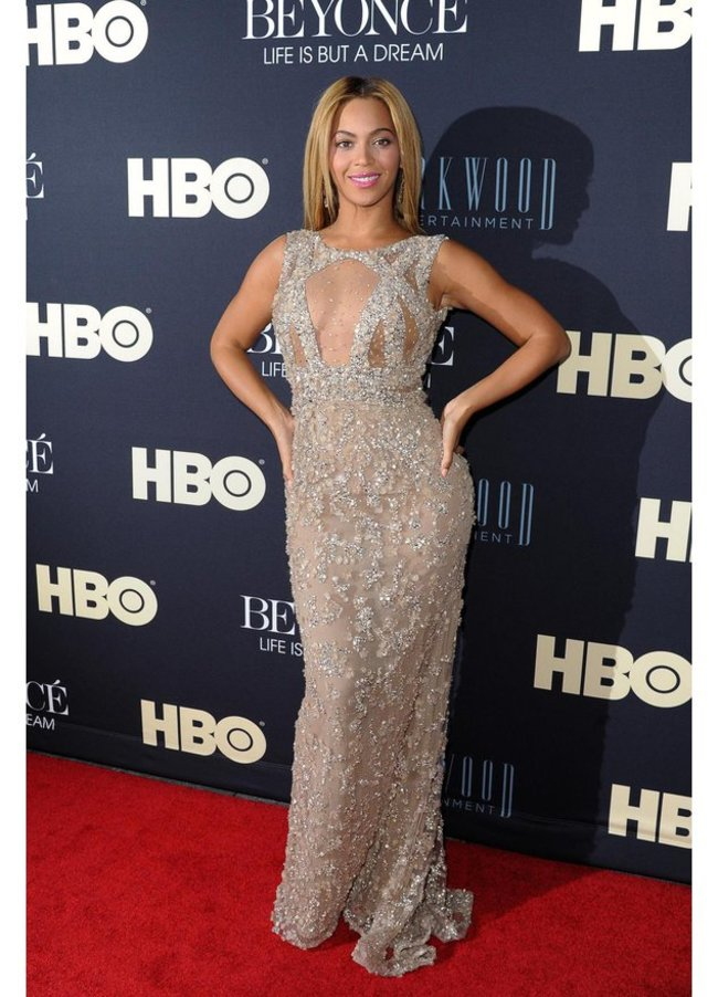 Beyonce eröffnet eine neue Online-Boutique zur Kleidervermietung