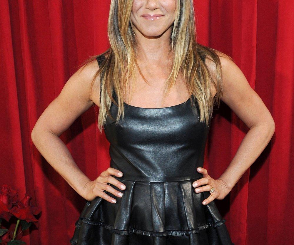Jennifer Aniston: Hochzeit ohne Ehevertrag!