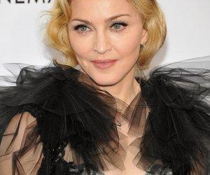 Madonna bricht in Tränen aus