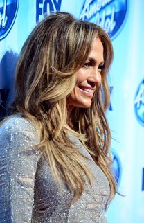 Jennifer Lopez: Ombre Hair
