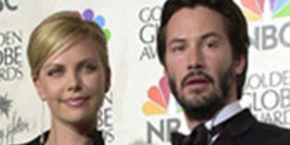 Keanu Reeves und Charlize Theron: Aus Freundschaft wird Liebe?