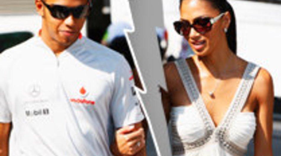 Haben sich Lewis Hamilton und Nicole Scherzinger getrennt?