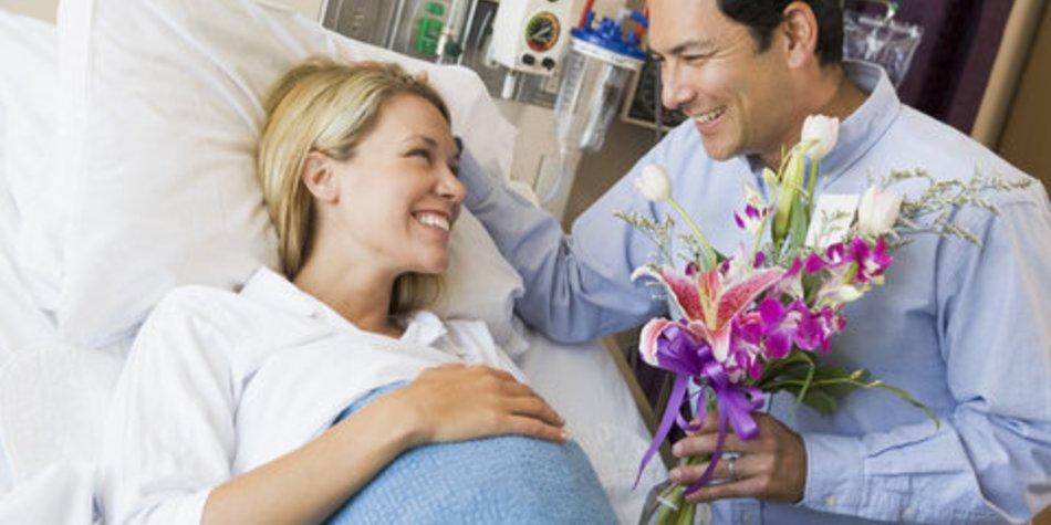 Geburt mit Partner oder ohne?