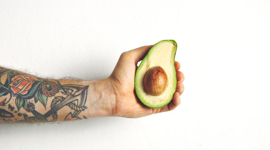 Männer und Avocados haben eine ganze Menge gemeinsam, sagt eine neue Studie.