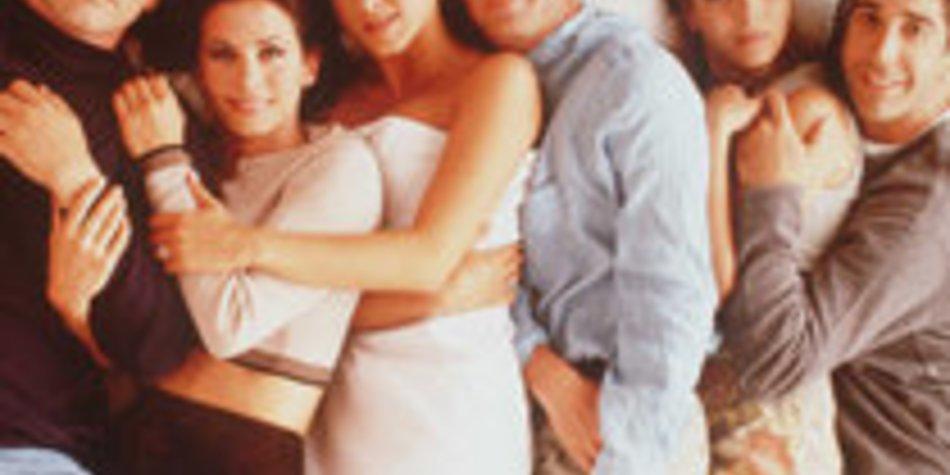 """""""Friends"""" mit Jennifer Aniston kommt ins Kino"""
