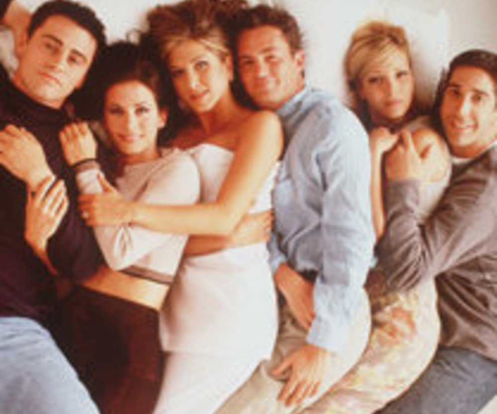 """Friends"" mit Jennifer Aniston kommt ins Kino"