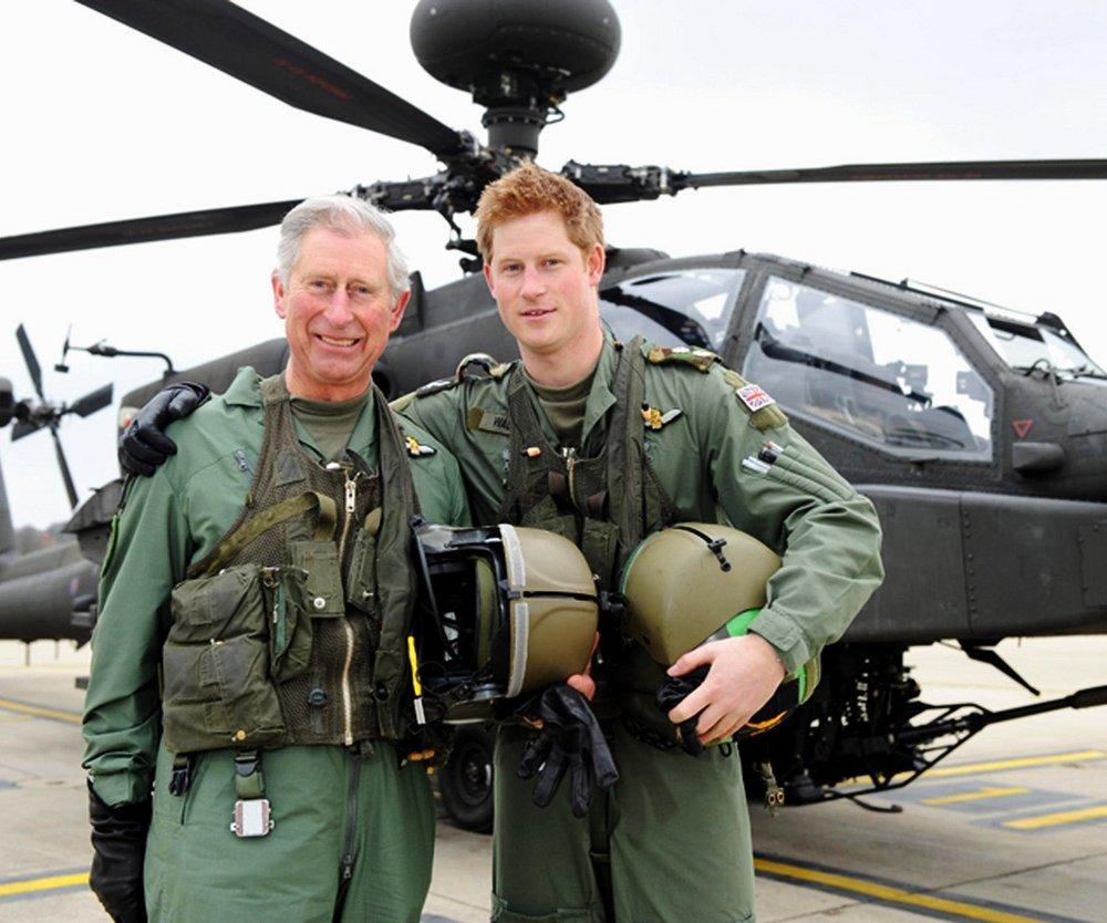 Royal Wedding: Prinz Harry kommt als Captain zur Hochzeit