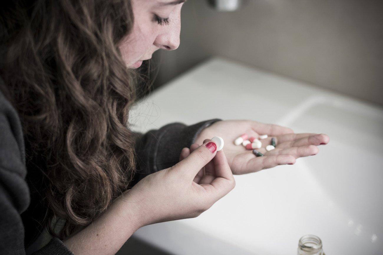 Tabletten zum Abnehmen können gefährlich sein