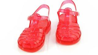 Jelly-Schuhe: 90er-Jahre-Trend feiert Revival