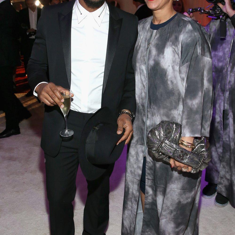 Usher: Hat er sich verlobt?