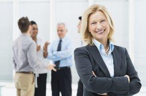 Frauen können das gesamte Management auf ein neues Qualitätslevel heben.