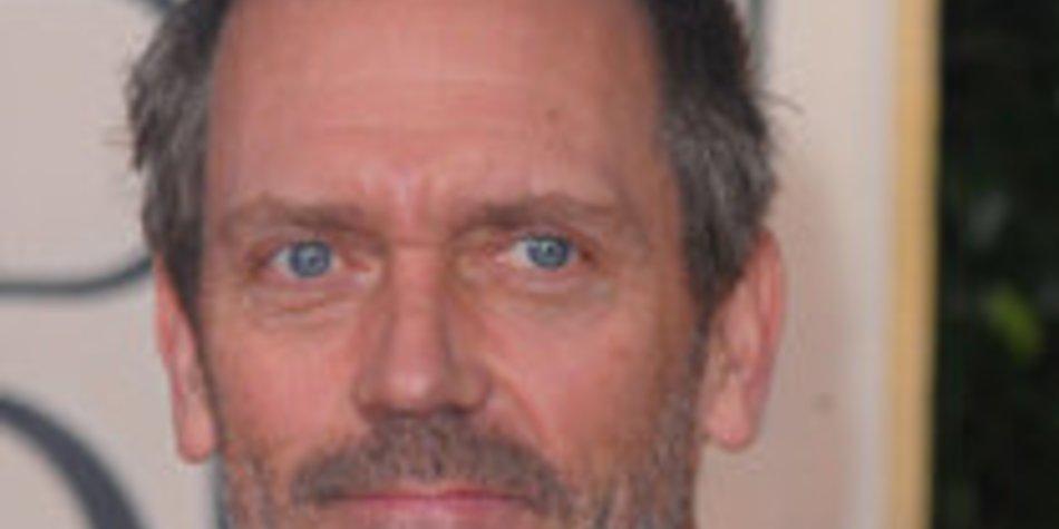 Hugh Laurie: Dr. House im Kino?