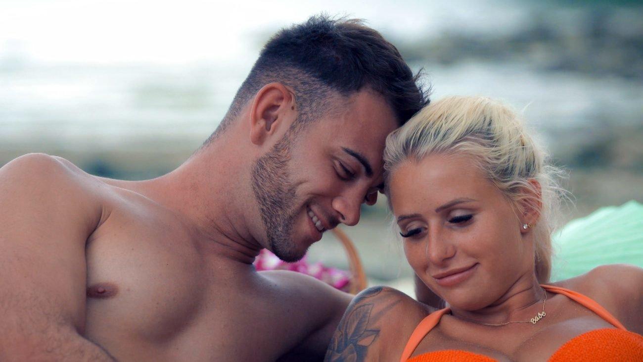 Bachelor in Paradise Serkan Carina