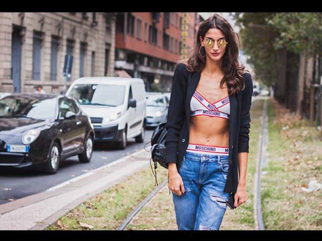 Streetstyle-Lady