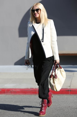 Gwen Stefani in West Hollywood