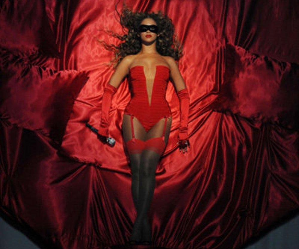Beyonce Knowles bei den EMAs 2009