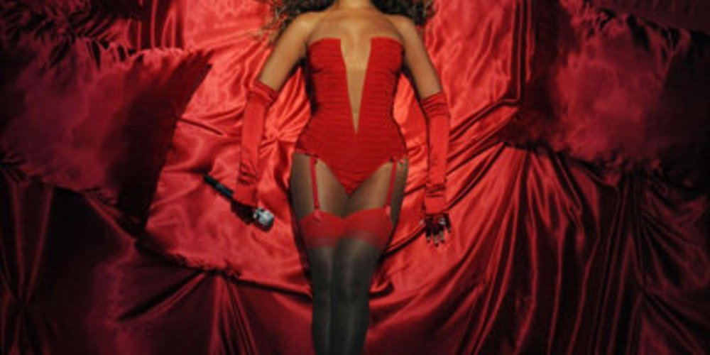 Beyonce Knowles bei den EMAs 2009