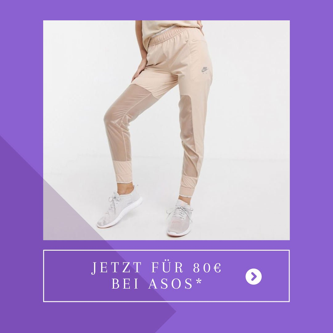 Netzstoff Jogginghose Asos Nike