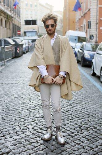 Mann in Rom
