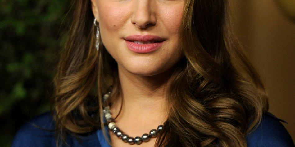 Natalie Portman zeigt sich nach Geburt