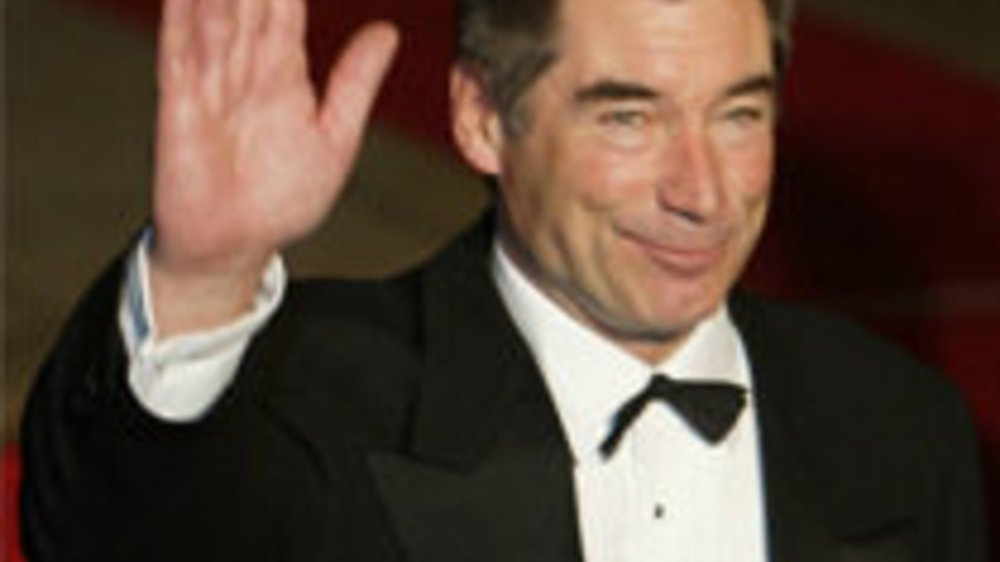Timothy Dalton als James Bond