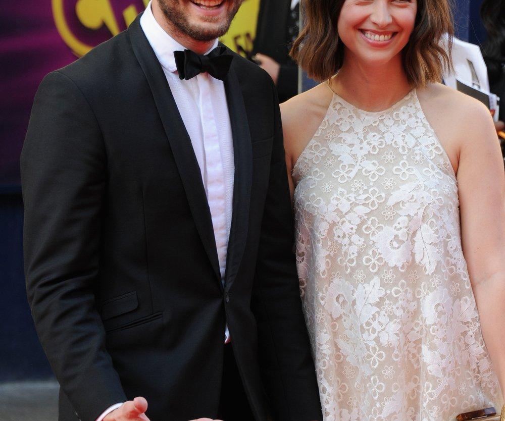 Jamie Dornan: Ist seine Frau eifersüchtig auf Dakota Johnson?